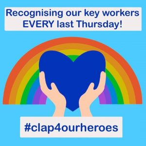 clap for our heroes images